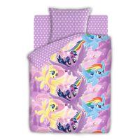 """Անկողնային Սպիտակեղենի Հավաքածու """"My Little Pony"""""""