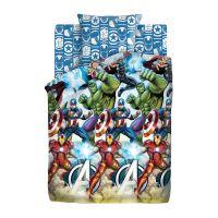 """Անկողնային Սպիտակեղենի Հավաքածու """"Avengers"""""""
