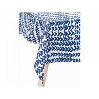 """Tablecloth """"Masai Blue"""""""