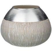 "Vase ""Fidelis gemma silver"""